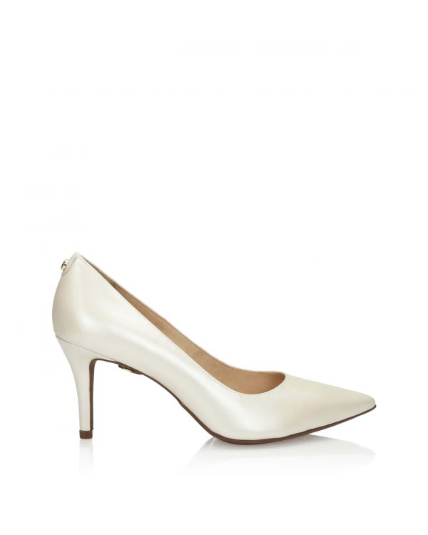 3i Pearl white high heels  by Jorge Bischoff - 11159 - 1
