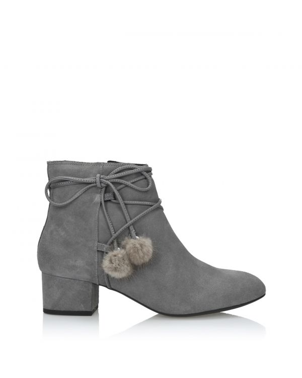 3i Grey ankle boots - L51070006X02 Grey - 1