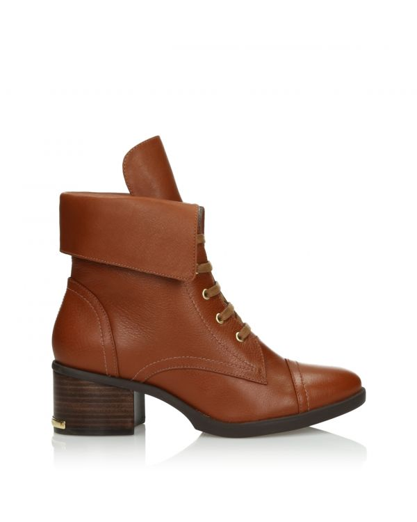 Brown ankle boots 3i - S55303 Sella - 1