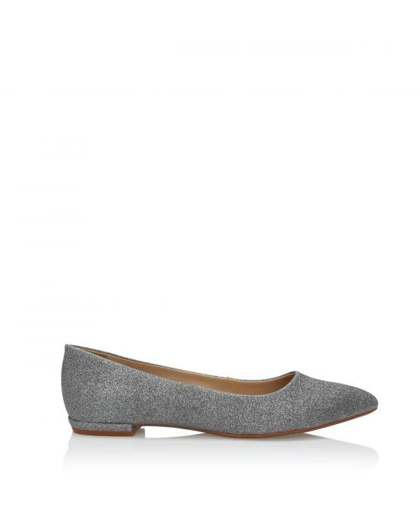 3i Grey ballerinas - 164280 INV17 Onix - 1