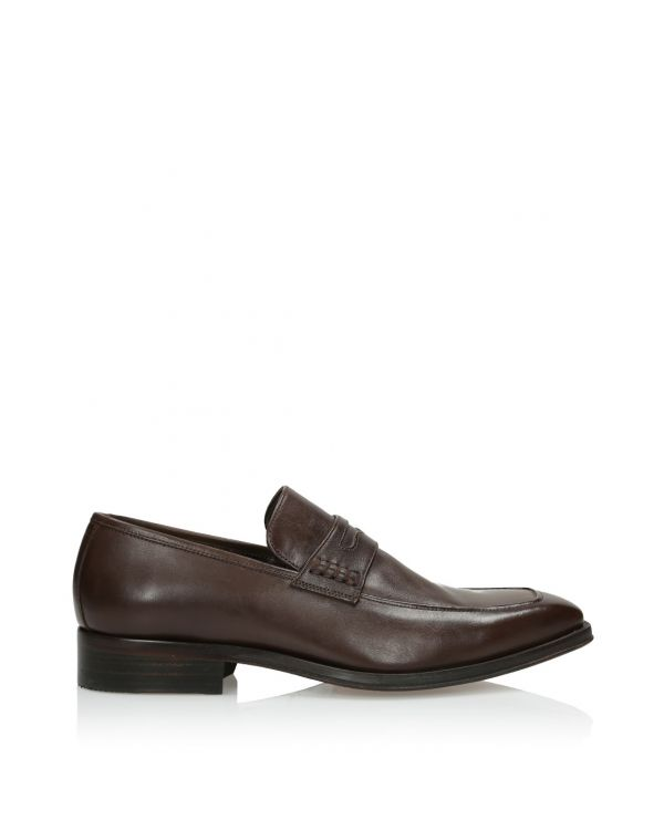 3i Dark brown men's shoes - 09556 - 1