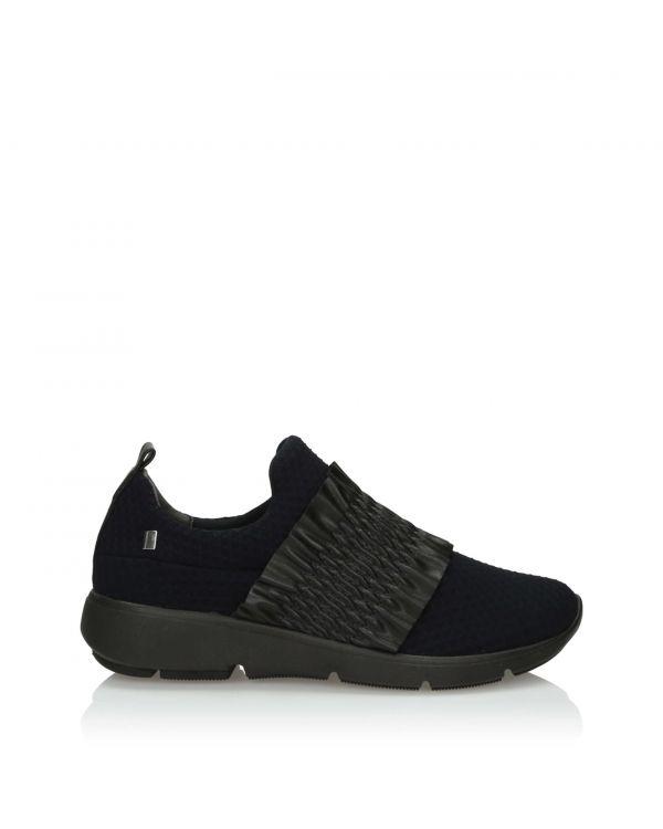 3i Black trainers- 11016 - 1