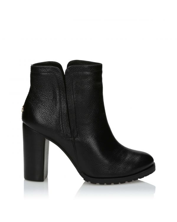 3i Black Ankle Boots - 11040 - 1
