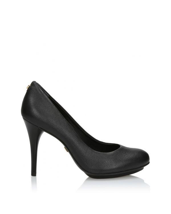 Czarne szpilki damskie 3i - J40027026X01 Black - 1