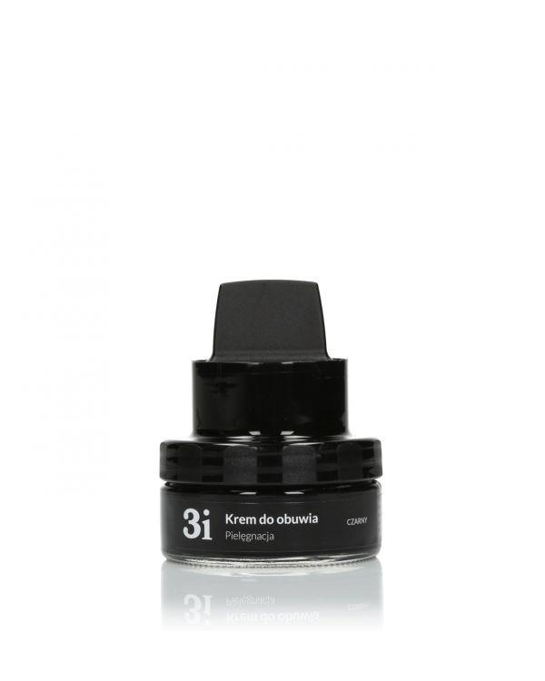 3i shoe polish cream - black