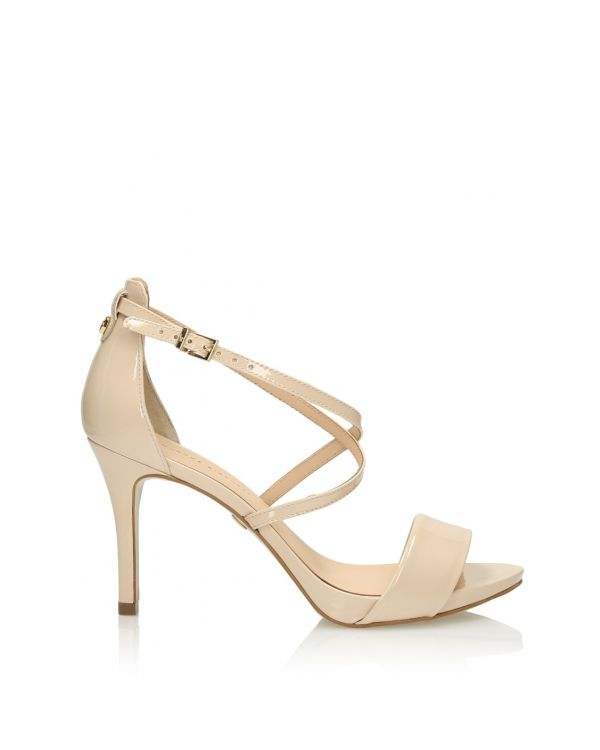 3i Nude high heeled sandals - 11398 - 1