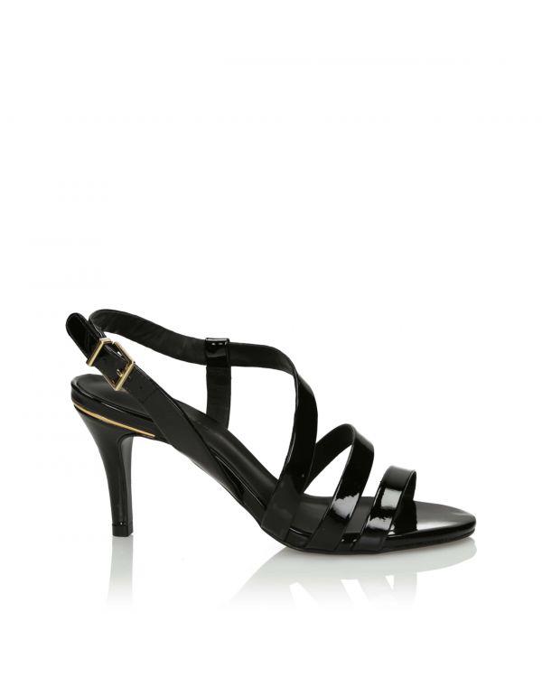 3i Black sandals Jorge Bischoff - 10816 - 1