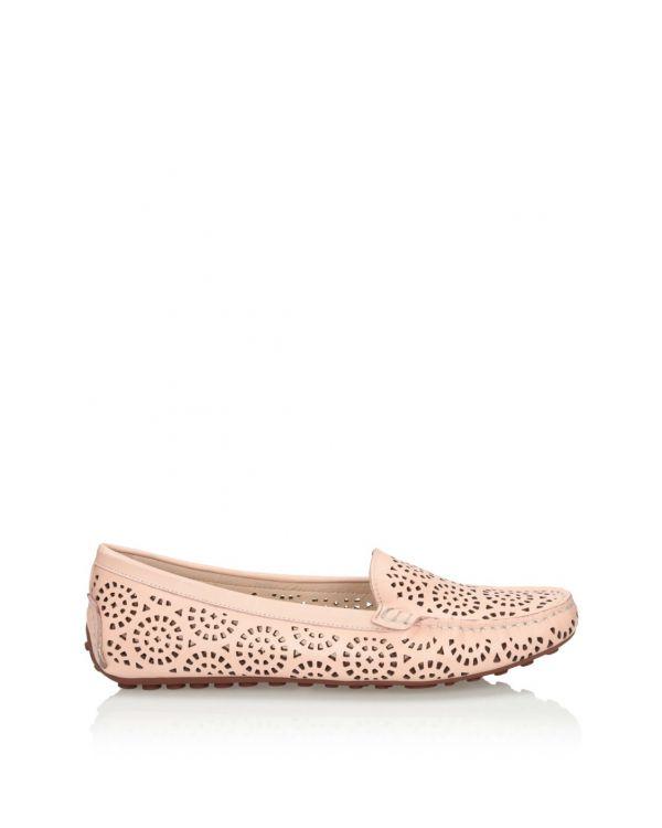 3i Pink moccasins - 11588 - 1
