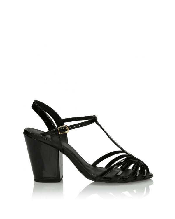3i Black sandals - 11559 - 1
