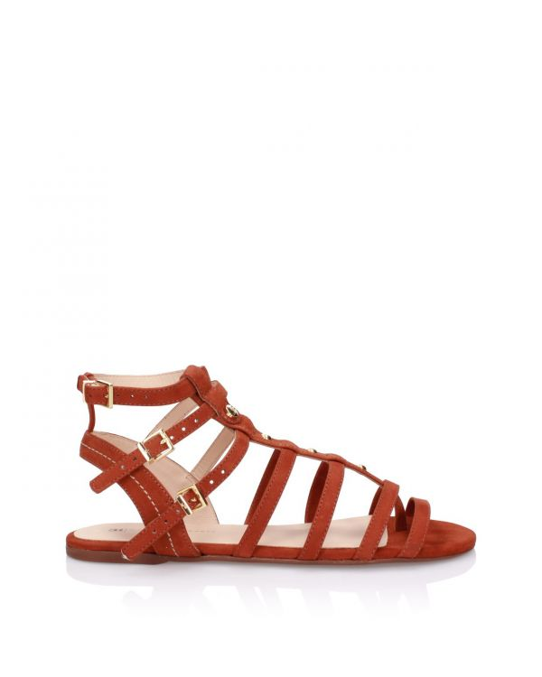 Sandały damskie 3i - J21077003X01 Trufa - 1