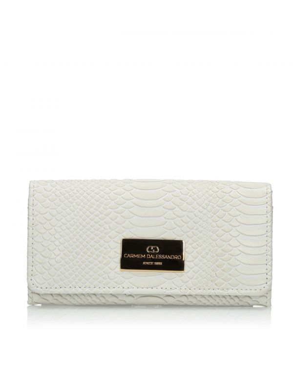 3i White women's purse - OTH-463 Off - 1