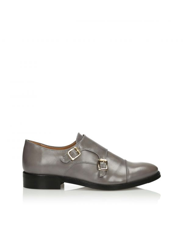 3i Grey monk shoes - 11246 - 1