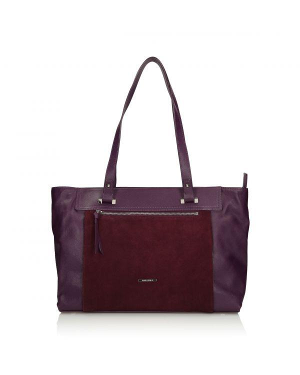 3i Purple bag by Dissona - 28034819 Purple - 1