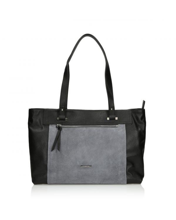 3i Black and grey bag by Dissona - 28034819 Nero/Grey - 1