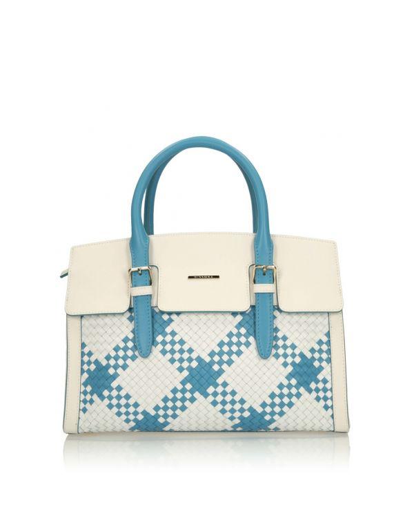 3i White and blue bag - 11543 - 1