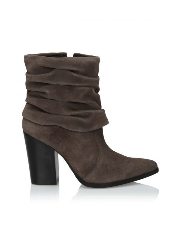 3i Grey Ankle Boots - 10992 Cizna - 1