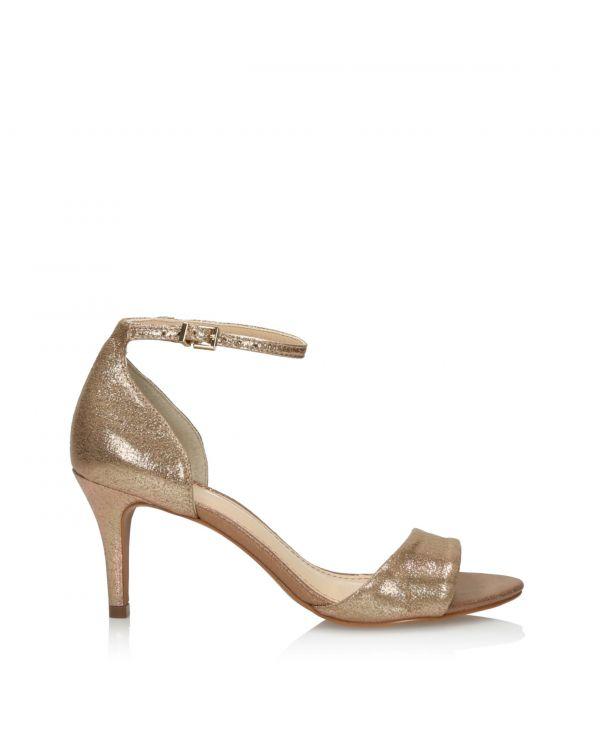 3i Golden high heeled sandals - L31045034X01 Rose - 1